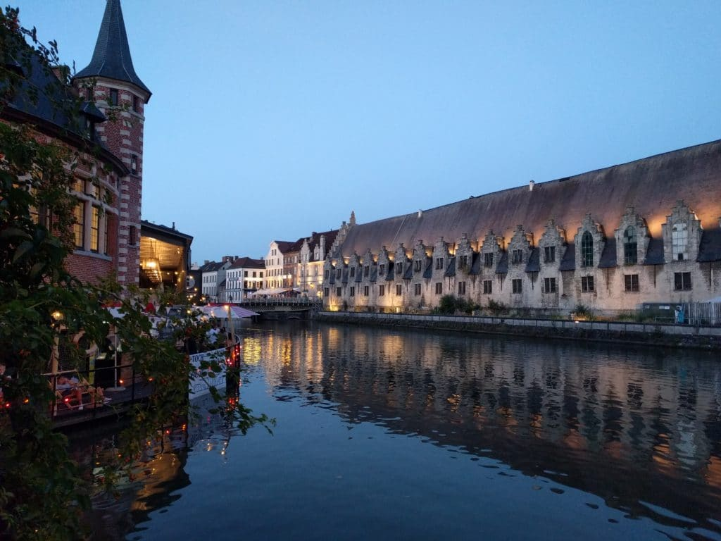 Belgique_Gant_Canal